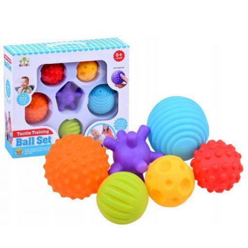 senzorične igralne žogice