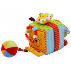 didakticna plisasta kocka za otroka