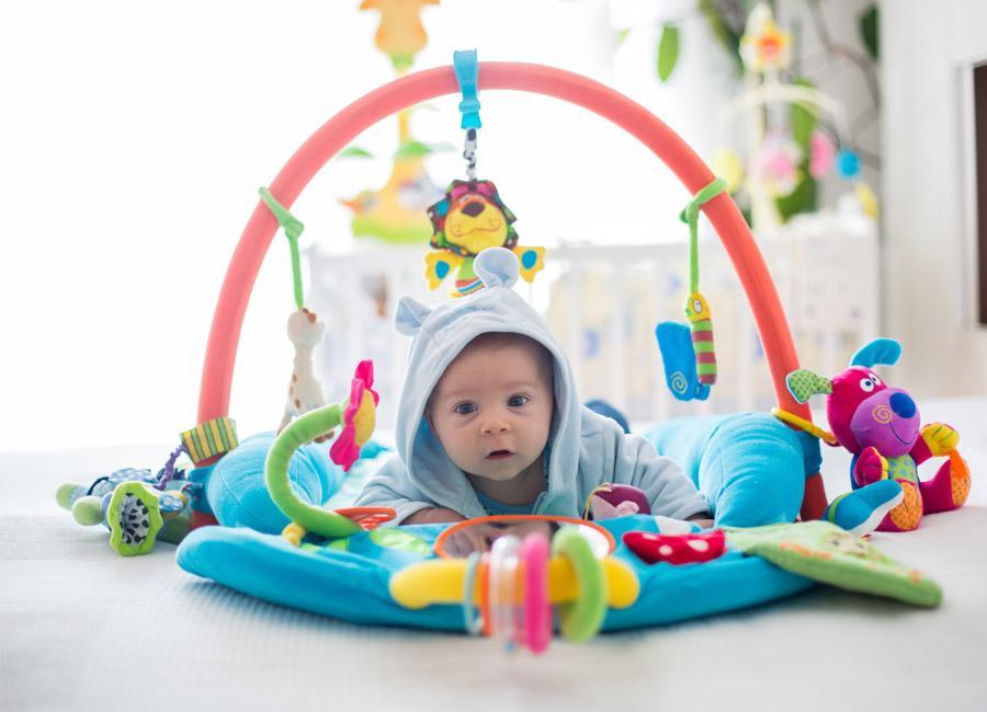igralne podloge za razvoj otroka