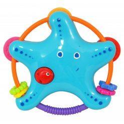otroska ropotuljica morska zvezda