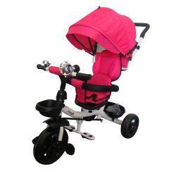 tricikel sport roza