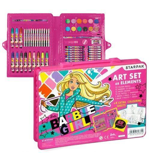 barbie girl ustvarjalni set