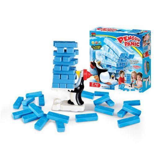 druzabna igra panicni pingvin