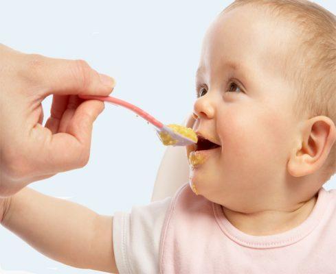 nega in hranjenje