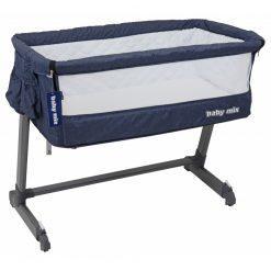 obposteljna posteljica za otroke navy