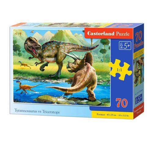 otroska sestavljanka dinozavri