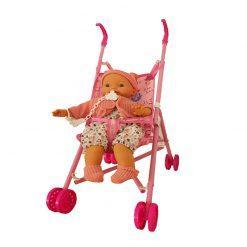 otroški dojenček z vozičkom