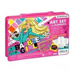 set za ustvarjanje Barbie girl