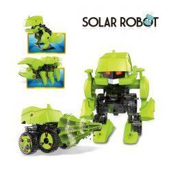 solarni robot 4v1