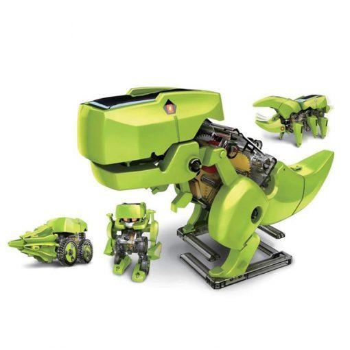 solarni robot za otroke