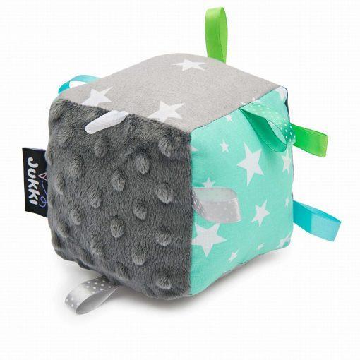 senzoricna kocka mint siva
