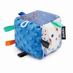 senzoricna kocka modra