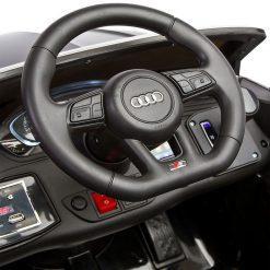 avto na akumulator audi s5 crni 3
