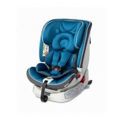 avtosedez yoga isofix 0-36kg blue