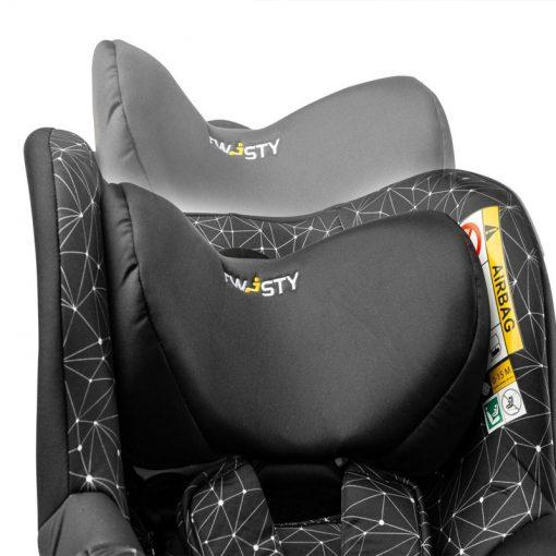 otroski sedez isofix twisty 360° black10