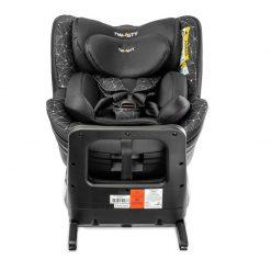 otroski sedez isofix twisty 360° black2