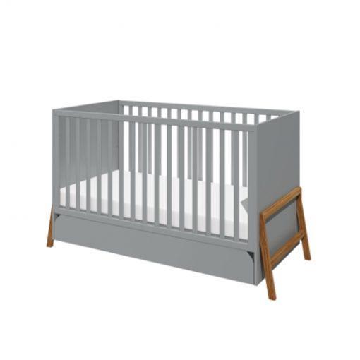 postelja lotta grey minilu 4