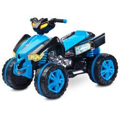 quad na akumulator caretero blue