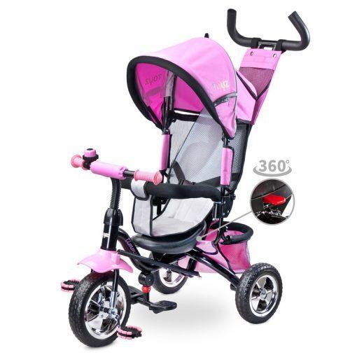tricikel caretero timmy pink