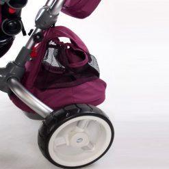 tricikel little tiger violet6