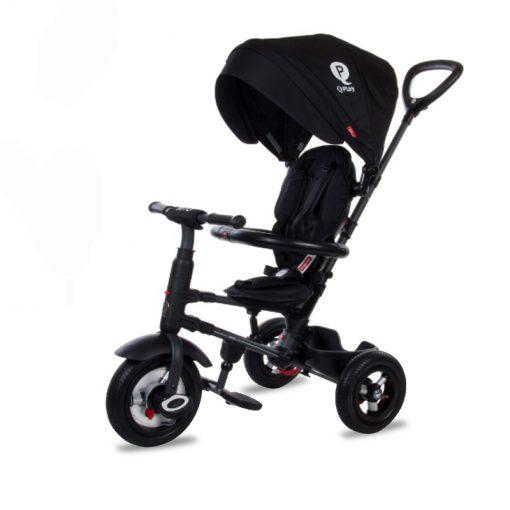 tricikel qplay rito black