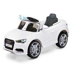 avto na akumulator audi a3 beli 1