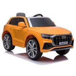 avto na akumulator audi q8 orange