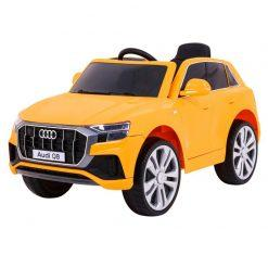 avto na akumulator audi q8 orange