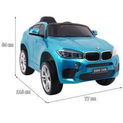 avto na akumulator bmw x6 moder lakiran 2