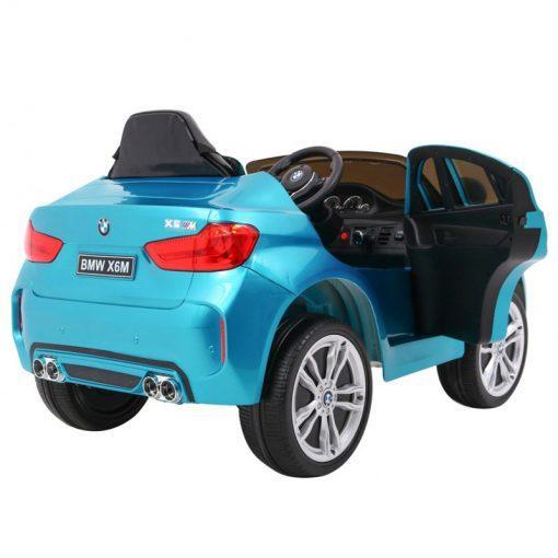 avto na akumulator bmw x6 moder lakiran 6