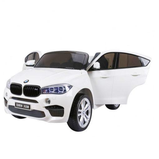 avto na akumulator dvosed bmx x6m beli 3