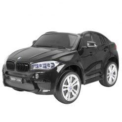 avto na akumulator dvosed bmw x6m crni