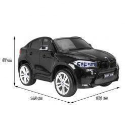 avto na akumulator dvosed bmw x6m crni 2