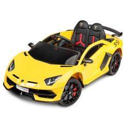 avto na akumulator yellow