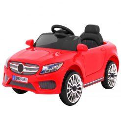 avto na akumulator rdeci