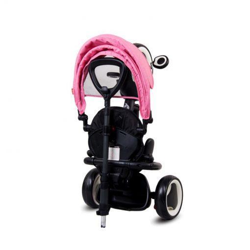 qplay pink tricikel