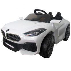 avto na akumulator cabrio z4 beli