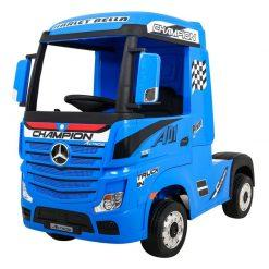 avto tovornjak na akumulator mercedes actros moder