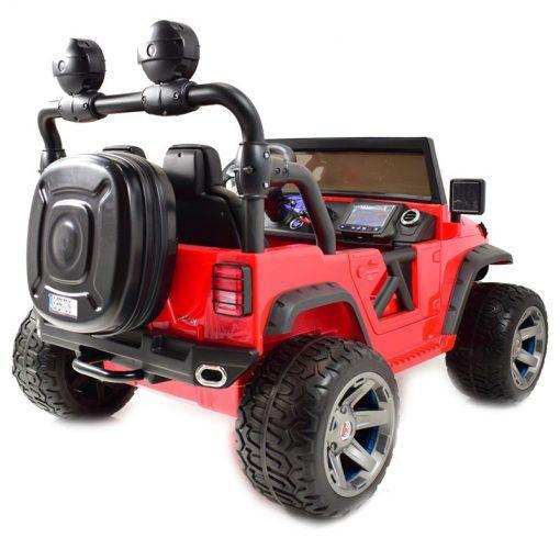 jeep sx