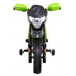 otroski motor cross zeleni 2