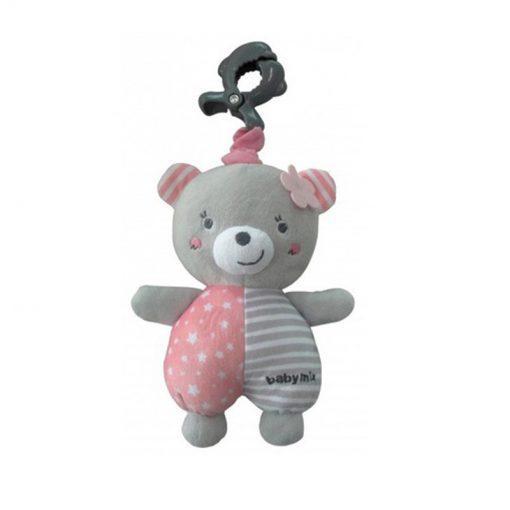 viseca igracka medvedek z glasbo