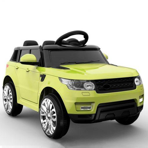 avto na akumulator Hl1638 zelen