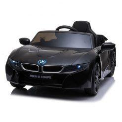 avto na akumulator bmw i8 crni