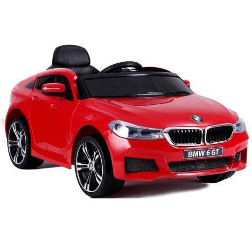 avto na akumulator bmw6 gt rdeci