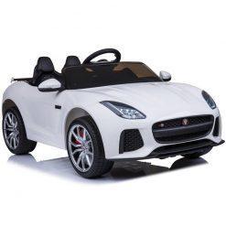 avto na akumulator jaguar f type beli
