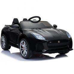 avto na akumulator jaguar f type crni