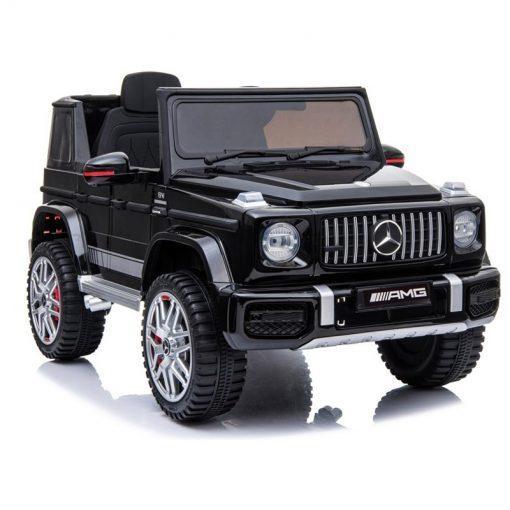 avto na akumulator mercedes g43 amg crni