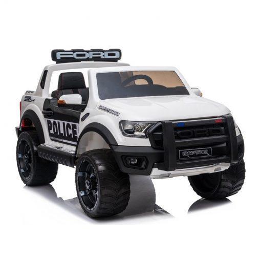 avto na akumulator policijski ford raptor
