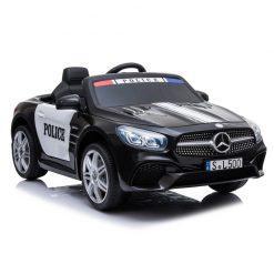 elektricni policijski avto mercedes sl500