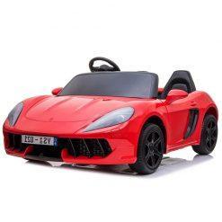 elektricni sportni avto supercar 24v rdeci